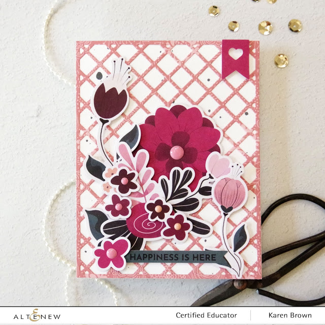 Quick and Simple Altenew Cardmaking kit