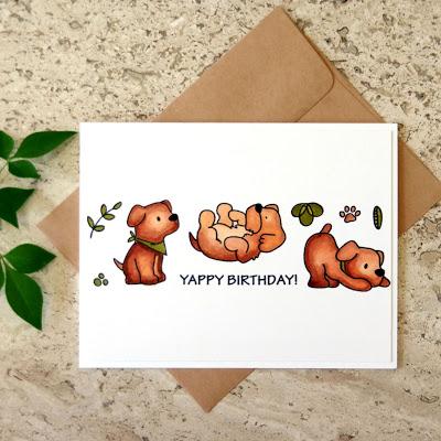 Yappy Birthday