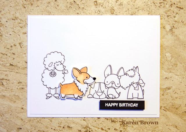 MFT Lucky Dog card